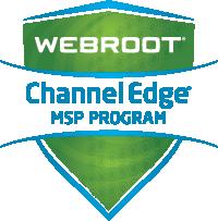 Webroot Channel Edge MSP Program Logo