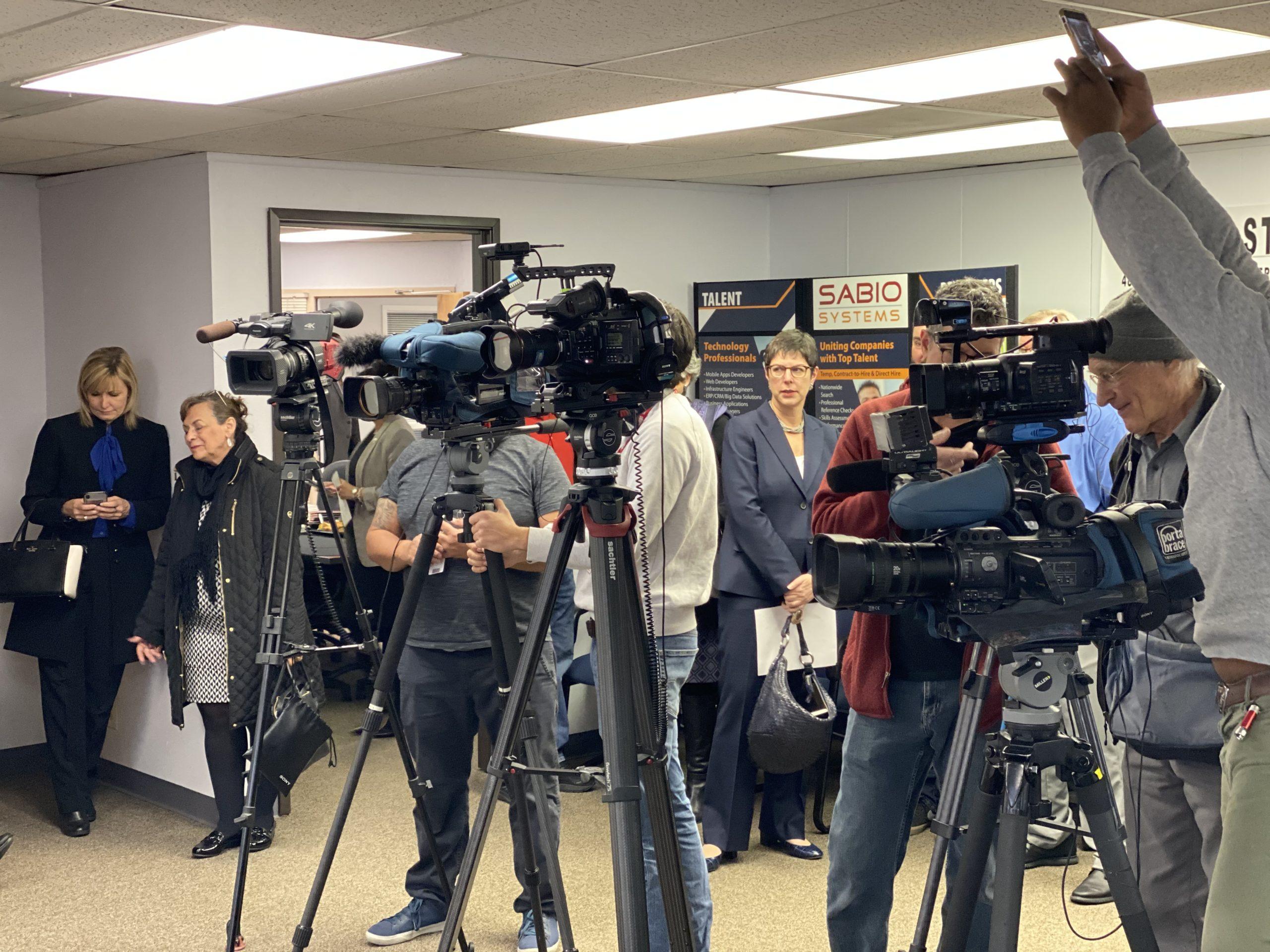 Media Crews