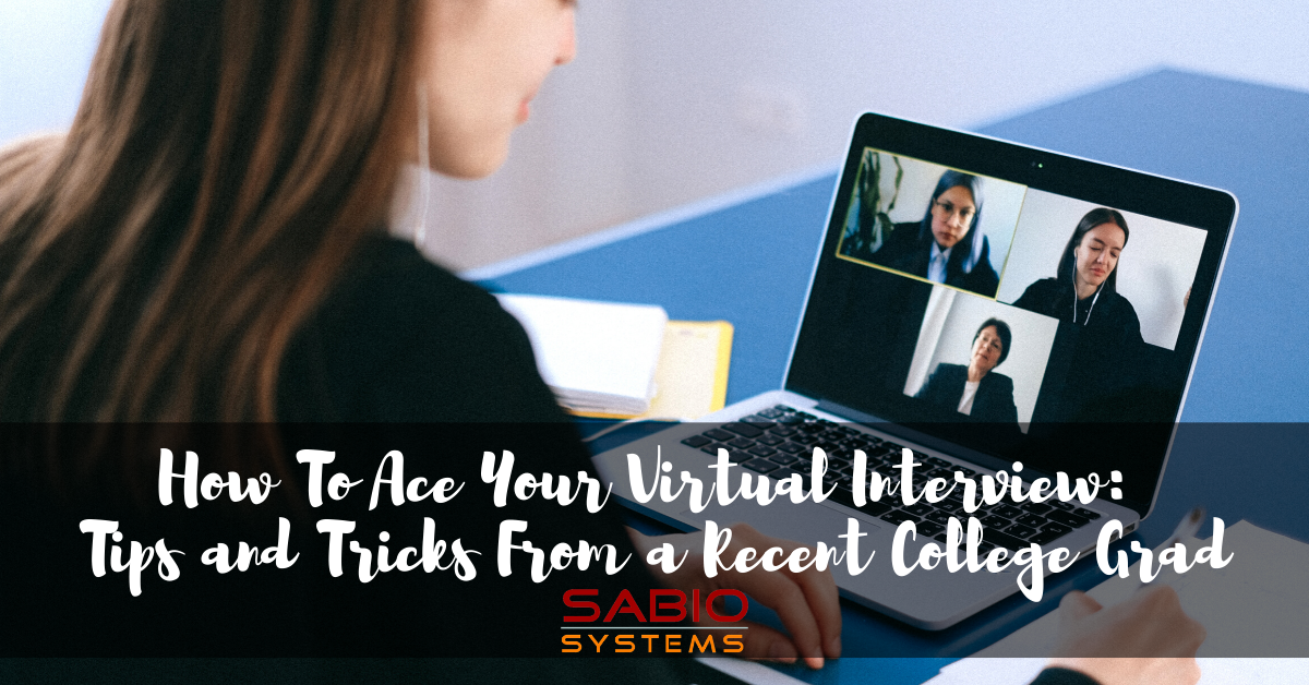 How to Ace Your Virtual Interview